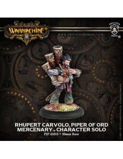 Mercenary Rhupert Carvolo Piper of Ord