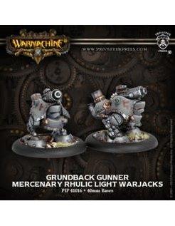 Mercenary Grundback Gunners (2)