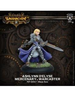 Mercenary Ashlynn d'Elyse