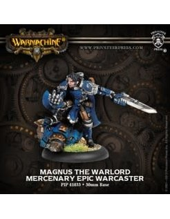 Mercenary Magnus the Warlord