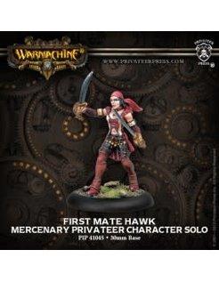 Mercenary First Mate Hawk