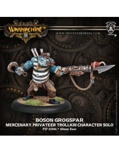 Mercenary Bosun Grogspar