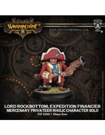 Mercenary Lord Joln Rockbottom