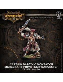 Mercenary Priv. Bartolo Montador - Broadsides Bart