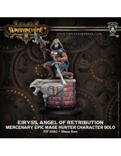Mercenary Epic Eiryss, Angel of the Retribution