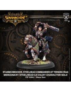 Mercenary Stannis Brocker