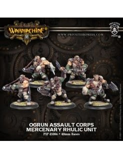 Mercenary Ogrun Assault Corps (5)