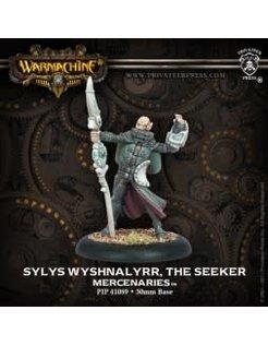 Mercenary Solo The Seeker Sylys Wyshnalyrr