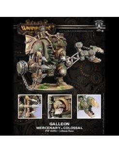 Mercenary Colossal Galleon & RESIN