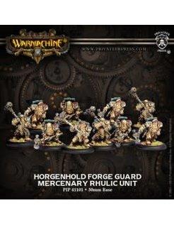 Mercenary Horgenhold Forge Guard (10) REPACK