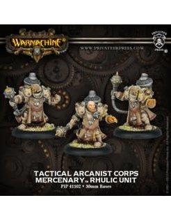 Mercenary Tactical Arcanist Corps (3)