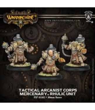 Mercenary Tactical Arcanist Corps (3)