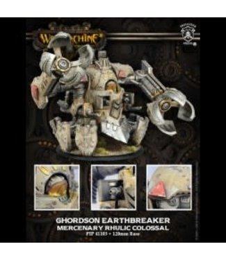 Mercenary Colossal Ghordson Earthbreaker & RESIN