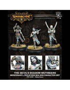 Mercenary Devil's Shadow Mutineers (3)