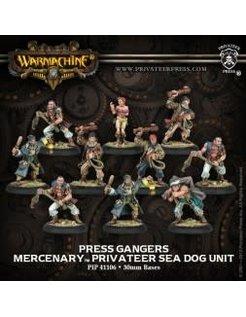 Mercenary Press Gangers (10) REPACK