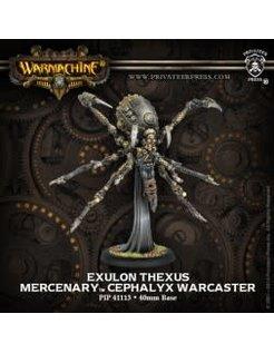Mercenary Cephalyx Warcaster Exulon Thexus