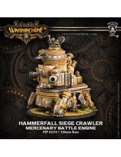 Mercenary Hammerfall Battle Engine Seige Crawler