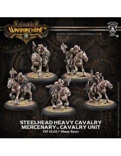 Mercenary Steelhead Heavy Cavalry (5) REPACK All metal
