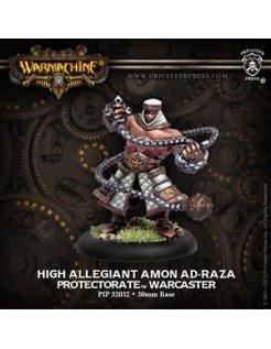 Protectorate High Allegiant Amon Ad-Raza