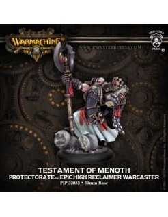 Protectorate Epic Testament of Menoth