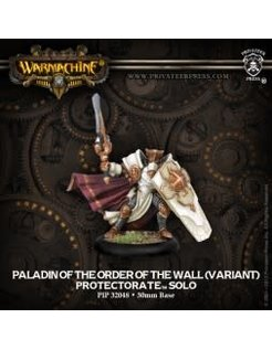 Protectorate Paladin Order of the Wall (Alt)