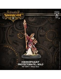 Protectorate Warcaster Attachment Hierophant