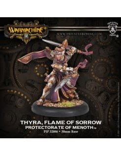 Protectorate Warcaster Flame of Sorrow Thyra