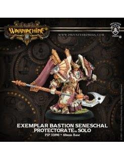 Protectorate Solo Exemplar Bastion Seneschal