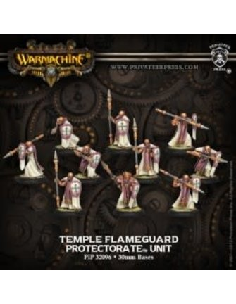 Protectorate Temple Flameguard (10) PLASTIC