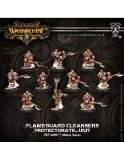 Protectorate Flameguard Cleansers (10) REPACK