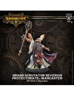 Protectorate Grand Scrutator Serverius RESCULPT inc resin