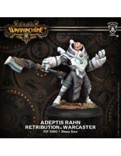Retribution Warcaster Adeptis Rahn