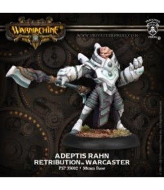 Retribution Warcaster Adeptis Rahn