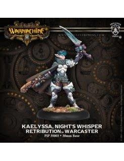 Retribution Warcaster Kaelyssa Night's Whisper