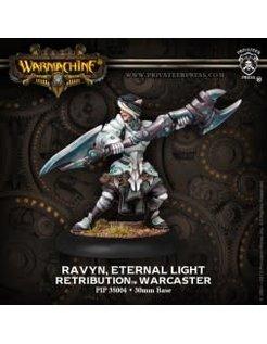Retribution Warcaster Ravyn, Eternal Light