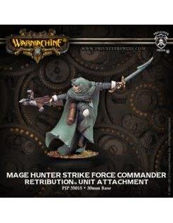Retribution Mage Hunter Commander