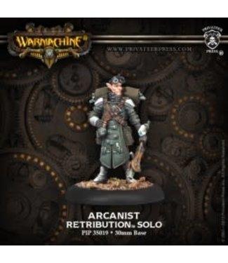 Retribution Arcanist Solo
