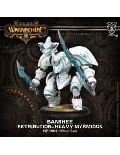 Retribution Heavy Banshee Daemon Sphinx (1) PLASTIC