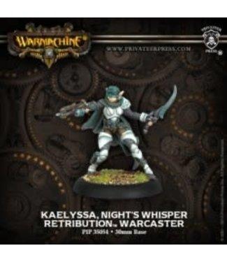 Retribution Warcaster Kaelyssa Night's Whisper RESCULPT