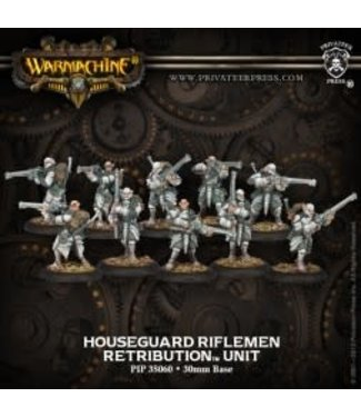 Retribution Houseguard Riflemen (10) PLASTIC