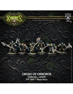 Circle Druids of Orboros (6)