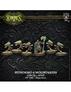 Circle Stoneward & Wold Stalkers (6)