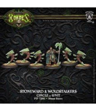 Circle Stoneward & Wold Stalkers (6)