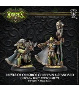 Circle Reeves Chieftain & Standard Bearer (2)