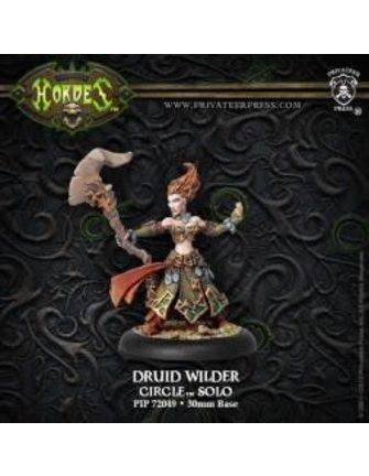 Circle Druid Wilder