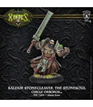 Circle Epic Baldur Stonecleaver Stonesoul