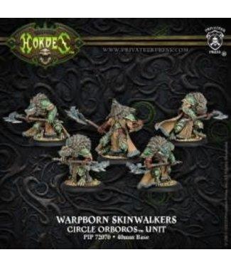 Circle Warpborn Skinwalkers (5) plastic