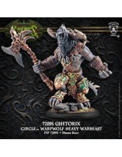 Circle Warpwolf Ghetorix RESCULPT inc resin