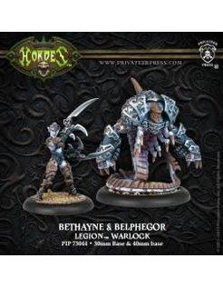 Legion Everblight Bethayne & Belphagor (2)