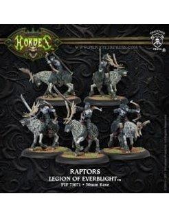 Legion Raptors Cavalry (5) inc resin